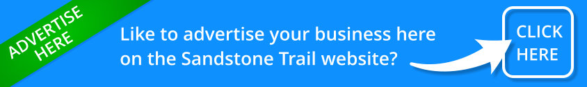 advertise on The Sandstone Trail