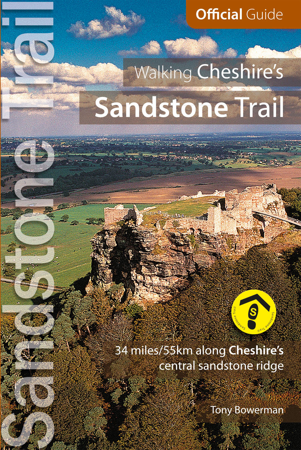 Walking Cheshire's Sandstone Trail - Official Guide
