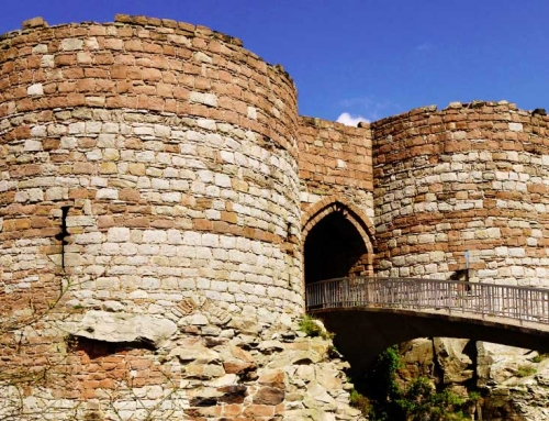 Castles on the Sandstone Trail