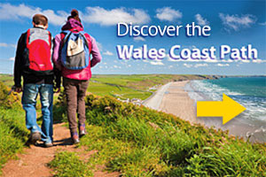 Walk the Wales Coast Path